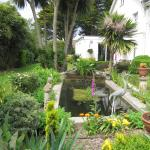 Beautiful gardens at Sunnydene