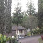 View of Puteri Gunung Hotel ...Hotel bergaya klasik dengan suasana alam yang tenang dan sejuk se