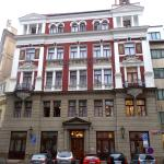 Prague City Apartments Residence Karolina Foto