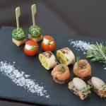 Little Luxuries - Canapes