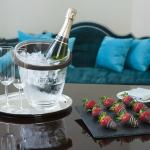 Little Luxuries - Champagne and Strawberries