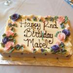 Fantastic birthday cake by Sweet Jazmine's Bakery