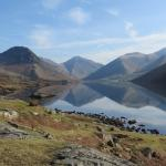 Britain's favourite View: Great Gable and Wast Water