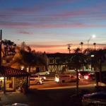 View from patio at Laguna Beach Inn