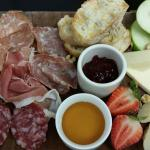 Antipasto at Antonia's