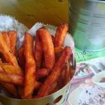 Sweet Potato Fries [Lark Lane]