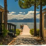 Breathtaking views of Lake Tahoe right out your door!