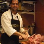 Stephano - owner and head chef - the best!