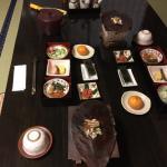 Minshuku Dinner