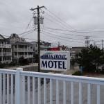 The Motel sign