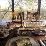 Chanticleer Vineyard Bed and Breakfast Foto