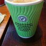 Coffee in Take away cup