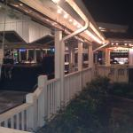 Outside Bar and Patio