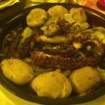 Octopus Lagareiro Style