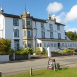 Royal an Lochan hotel.