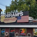 Hiram's in September