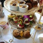Afternoon Tea at Jacqueline's Tea Room