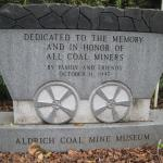 Aldrich Coal Mine Museum