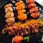 You haven't had sushi until you have tried Soosh.