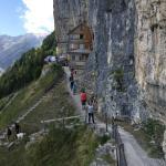 Aescher, Berggasthaus Foto
