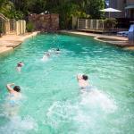 Swimming races