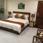 King Size bed - Bedroom- frontal view