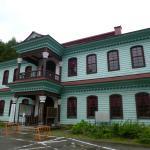 旧南会津郡役所