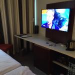 Photo de Hotel NH Frankfurt Niederrad