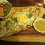 Light pizza Verde