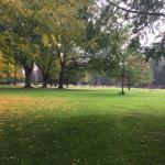 Потрясающий парк - идеальное место для отдыха с детьми.