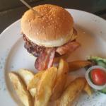 Mighty MacPhersons Burger
