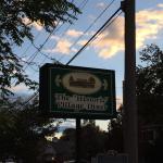 Historic Village Diner Foto