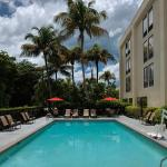 Outdoor Pool at the Hampton Inn Naples-Central