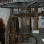 Inner mill wheel working