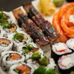 Festival de sushis