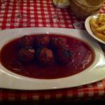 Boulettes sauces tomates