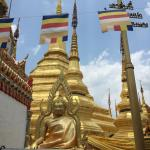 Wat Phra Boromthat and Ancient Tak City