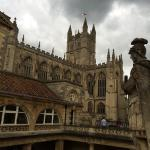Roman Baths/Bath Abbey