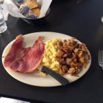 my breakfast at Stax Original