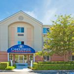 Hotel Exterior Candlewood Suites