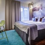 DKComfort Hotel Vesterbro NMDROOM