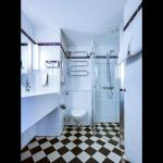 DKComfort Hotel Vesterbro Bath WShower W