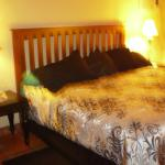 #6 Kingsize bed The Blackrange room
