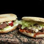 hamburger 100% fatto in casa con prodotti a km 0