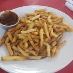 Fries and gravy