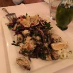 Calamari Appetizer - grilled not fried