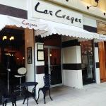 Les Crepes in Stony Point Fashion Park