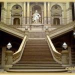 Justizpalast, bedeutender Ringstassenbau von innen