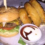 Sesame Burgers & Beer