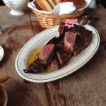 Perfect steak!